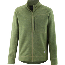 Reima Mahti Sweater Youth khaki green